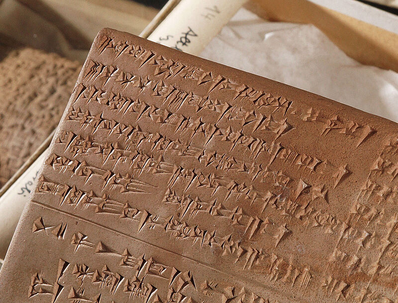Cuneiform collection